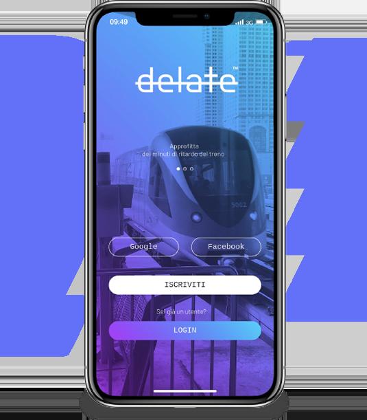 Delate_iscriviti