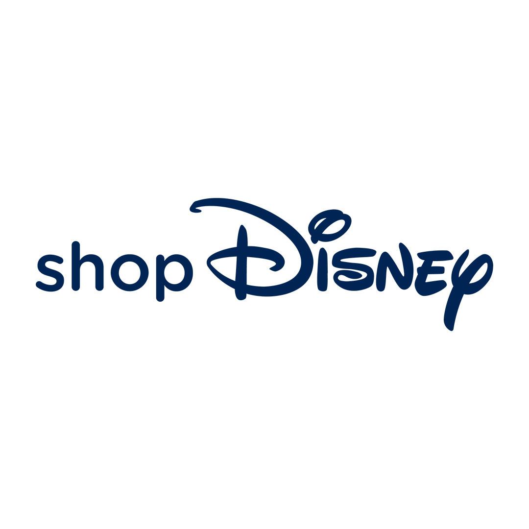 Logo shopdisney delate