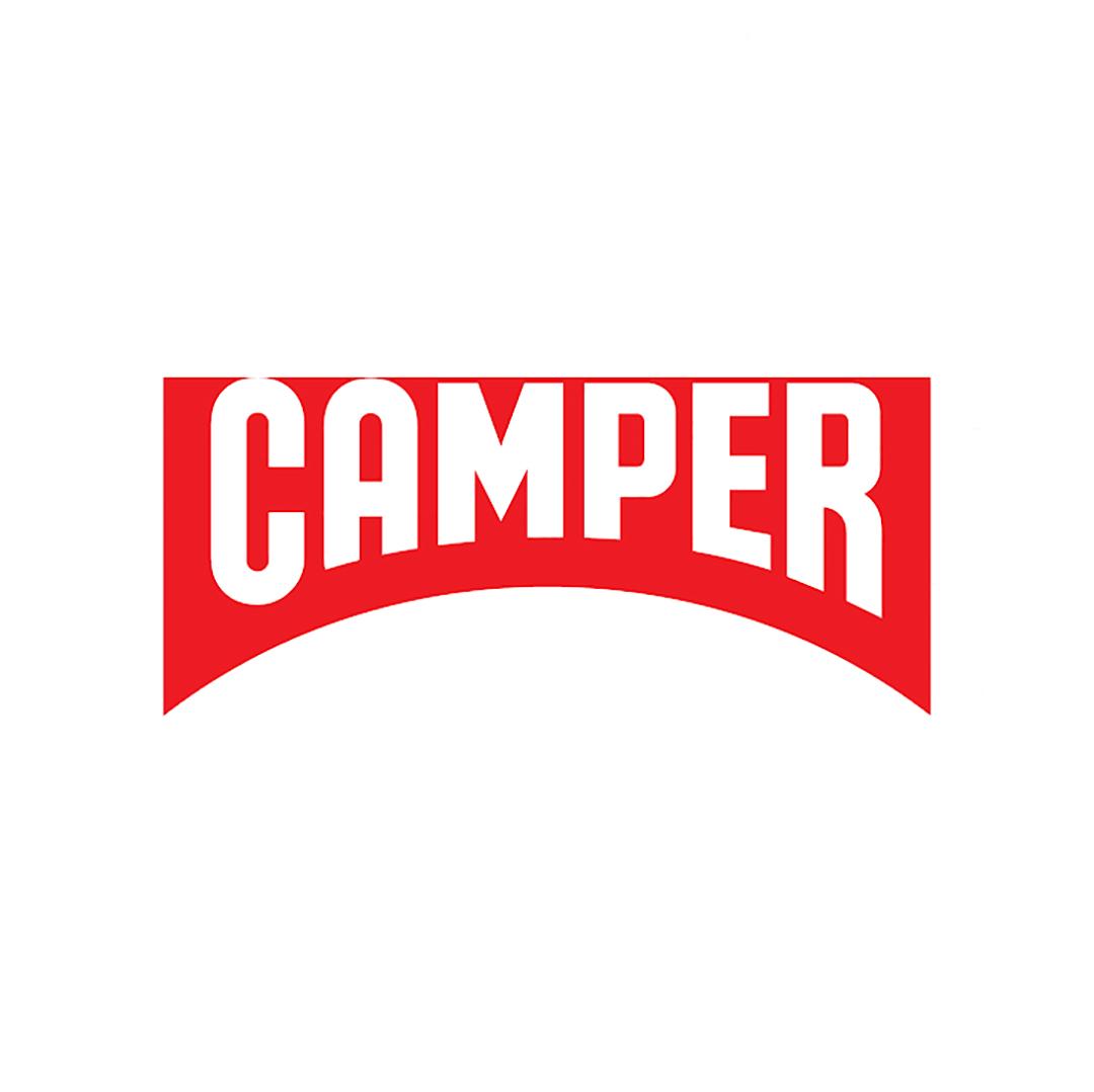 camper logo delate